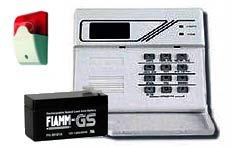 Аккумуляторы для охранно-пожарных сигнализаций