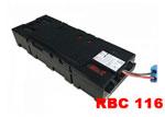 Комплект RBC116 для ИБП APC