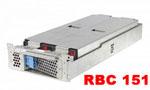 Комплект RBC151 для ИБП APC