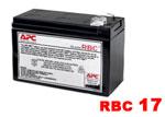 RBC17 для ИБП APC