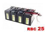 RBC25 для ИБП APC