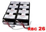 Комплект RBC26 для ИБП APC