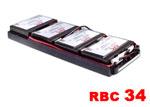 RBC34 для ИБП APC