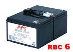 Комплект RBC6 для ИБП APC