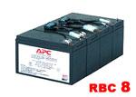 Комплект RBC8 для ИБП APC