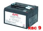 Комплект RBC9 для ИБП APC