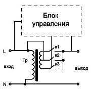 Схема ресанта спн 9000