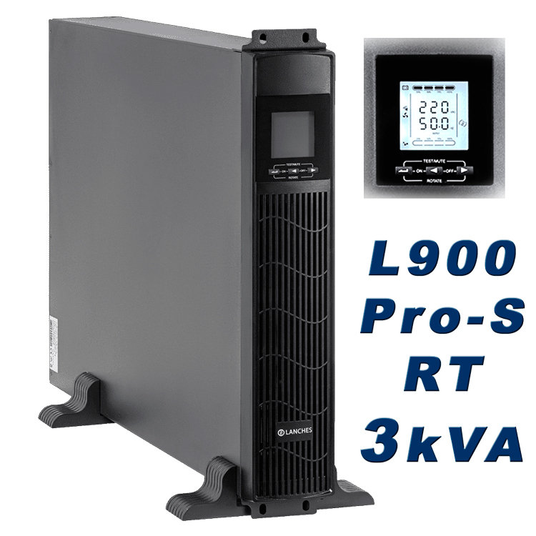 Lanches L900Pro-S RT 3kVA