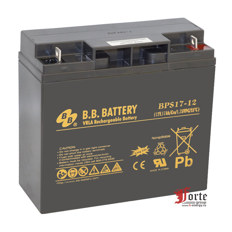 BB Battery BPS17-12