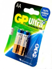 GP  Ultra Plus 15AUP-CR2 LR6 BL2
