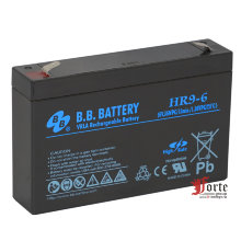 BB Battery HR9-6