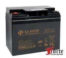 BB Battery BPS33-12