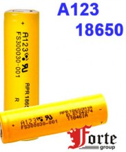 A123 SYSTEMS APR18650M1A 1100mAh PK1