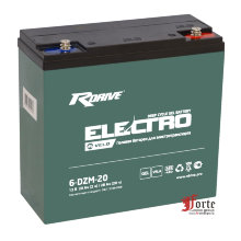 RDrive 6 DZF 20 electro