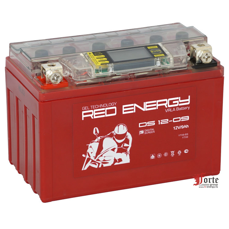 Red Energy DS 12-09 GEL