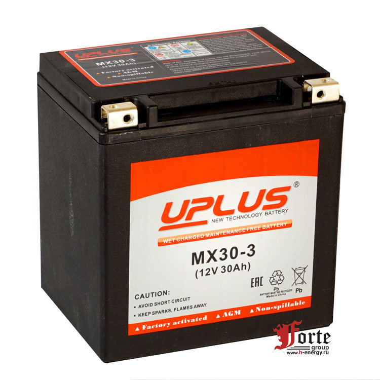 UPLUS MX30-3 Power Sport