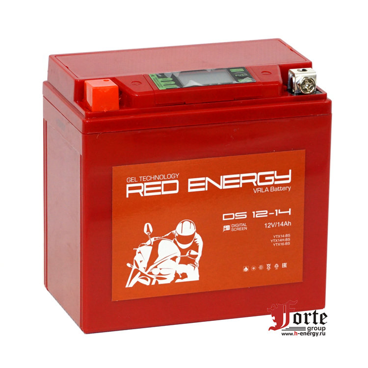 Red Energy DS 12-14 GEL