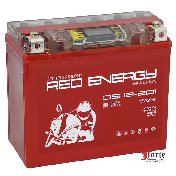 Red Energy (RE) DS 12-201 GEL