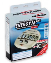 ANSMANN 1001-0004 ENERGY 16 plus