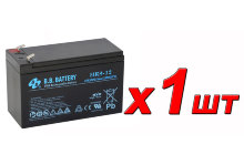 BB Battery HR9-12 АКБ ×1шт