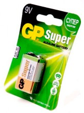 GP  Super 1604A-CR1 6LR61 BL1