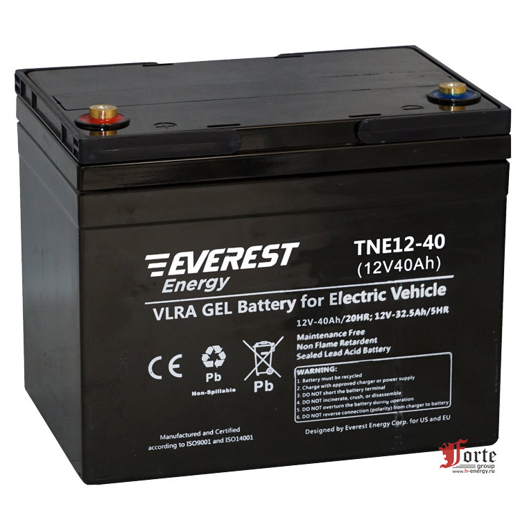 Everest TNE 12-40