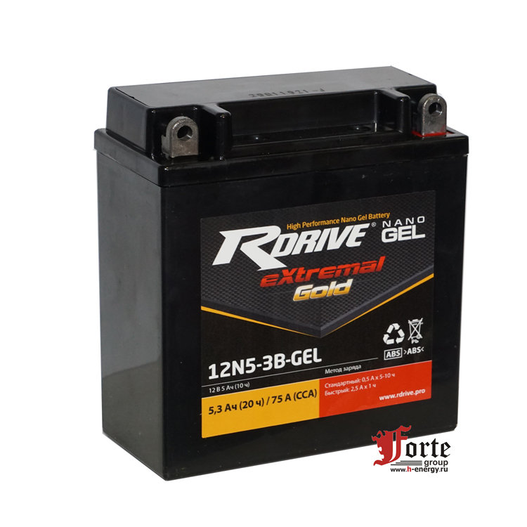 RDrive Gold 12N5-3B Gel