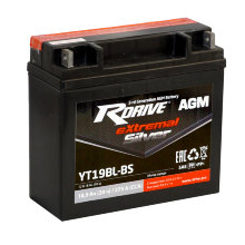 RDrive Silver YT19BL-BS