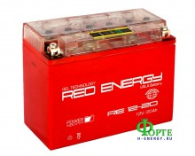 Red Energy (RE) DS 12-20 GEL