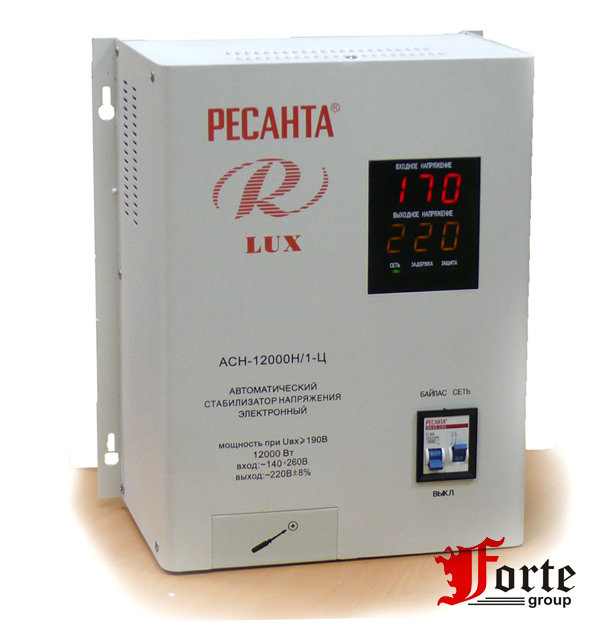 Стабилизатор напряжения ресанта 10000вт купить сварочный аппарат mars mma 2000