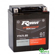 RDrive  Silver YTX7L-BS