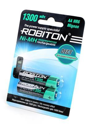 ROBITON 1300MHAA-2 DECT BL2