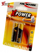 ANSMANN  X-POWER 5015613 LR6 BL2