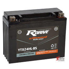 RDrive  Silver YTX24HL-BS