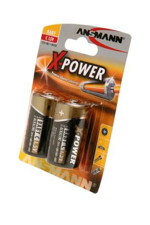 ANSMANN X-POWER 5015623 LR14 BL2
