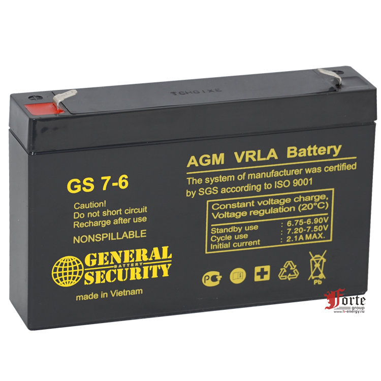 General Security GS 7.2-6