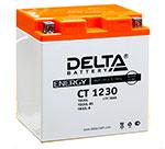 Аккумулятор для скутеров Delta CT1230