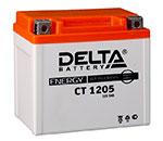 Аккумулятор для скутера Delta CT1205