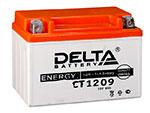 Аккумулятор для скутера Delta CT1209