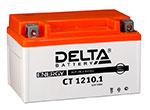 Аккумулятор для скутеров Delta CT1210.1