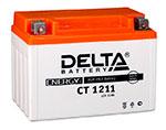 Аккумулятор для скутеров Delta CT1211
