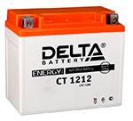 Delta CT1212 Аккумулятор для скутеров