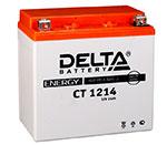 Аккумулятор для скутеров Delta CT1214