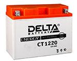 Аккумулятор для скутеров Delta CT1220